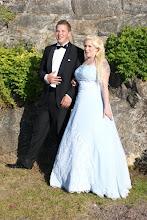 SofiaLina i vår fina Amy klänning