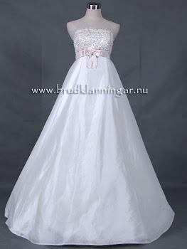 Mamma Brudklänning