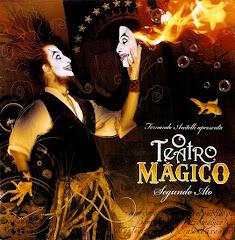 Fernando Anitelli apresenta: O teatro mágico segundo ato.