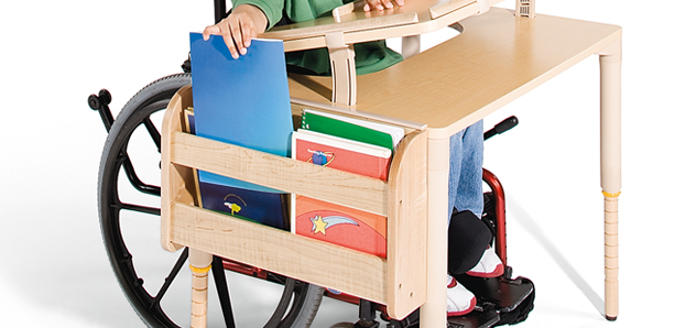 Viviendas adaptadas mobiliario infantil - Ruedas para mobiliario ...