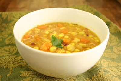 The Chef and The Photographer: Yellow Split Pea Soup
