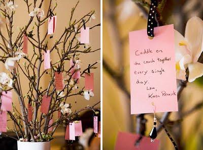 Free Download Hochzeitsgeschenk Wunschbaum Dilek Agaci