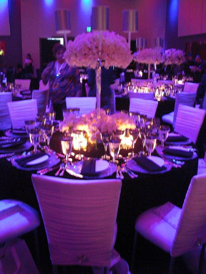 wedding color schemes purple