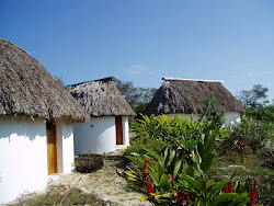 Sac Nicté - a unique mayan village rental