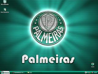 Download Tema do Palmeiras ( So para Xp )