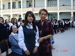 El Centro de alumnas también