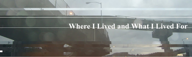 Where I Lived and What I Lived For