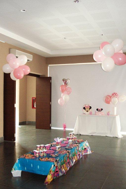 Top Planners: Cumpleaños tematico Minnie Mouse