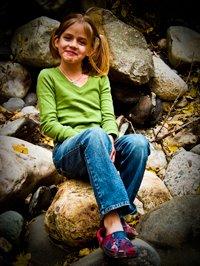 Charlene Age 8