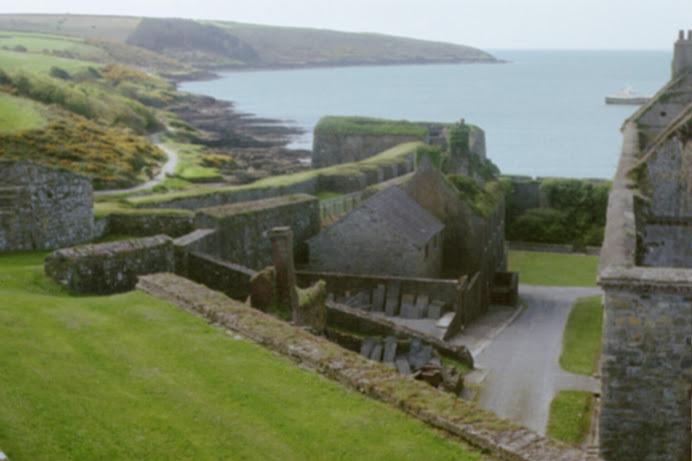 Charles Fort, Ireland