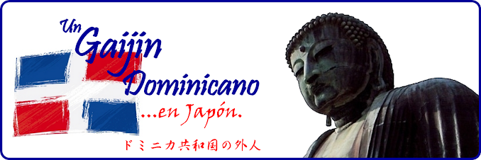 Un Gaijin Dominicano en Japn
