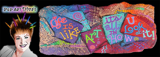 LIFE IS LIKE ART!