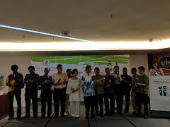 马来西亚盆栽雅石协会2010全国赛开幕礼