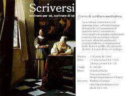 Corso di scrittura con Barbara ad Amsterdam