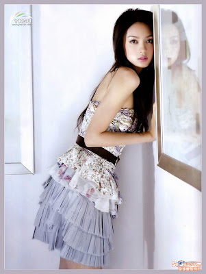Zhang Zilin Miss World 2007 Picture
