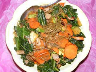 Jap Chae (Korean noodle dish)