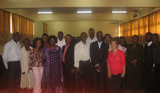 Staff and participants during the Church Impact on Development Conference organised by ICL...