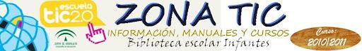 Zona TIC: Información, manuales y cursos