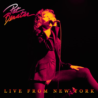 pin pat benatar live from earth on