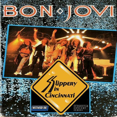 Bon Jovi - Runaway: Live In Cincinnati &#39;87