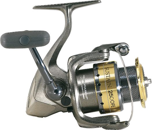 top ten freshwater spinning reels