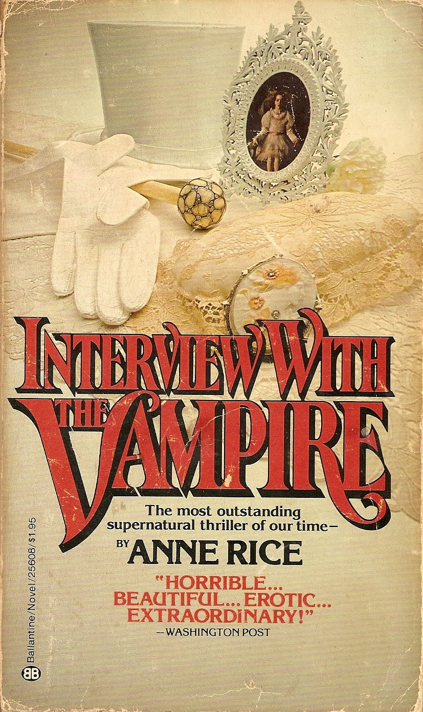 PowerOfBabelInterview With A Vampire Book Cover