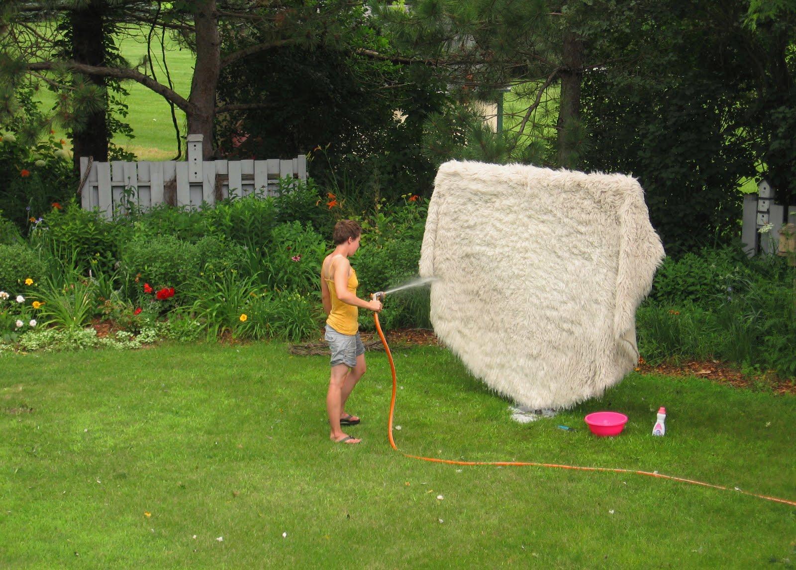 How to clean a flokati rug - Washing A Flokati Rug Rugs Ideas