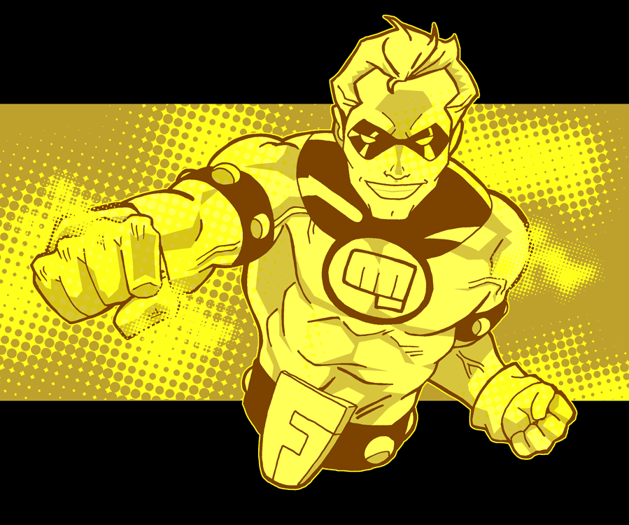 Yellow Fist of Justice