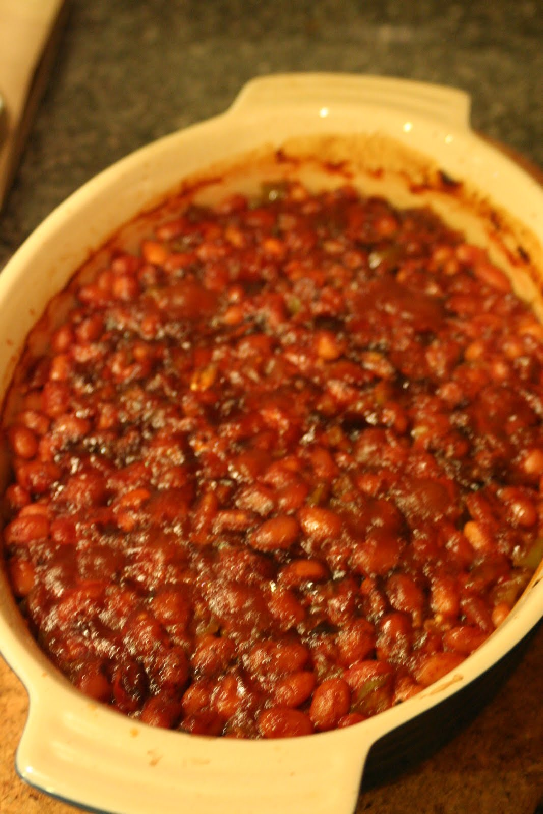 Cooking Claire: Rick Bayless Barbecue Baked Beans