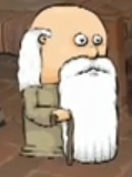 cartoon picture of Mr. Winkle