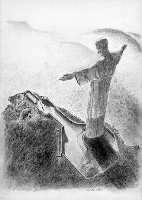 Christ rédempteur de Rio de Janeiro
