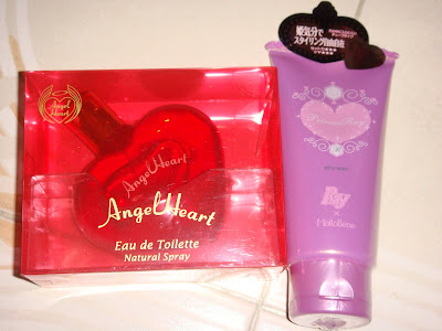 Dawn Lee Travelling Shopping Food Lifestyle Angel Heart Perfume 2000yen