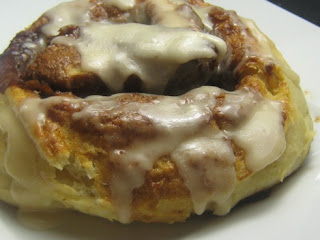 Yukon Gold Cinnamon Rolls from Anticiplate