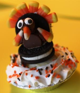 Gourmet Mom on-the-Go: Turkey Sundaes