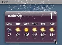 Nice, colder times