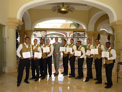 Hotel Butler Trainig  Course 2010