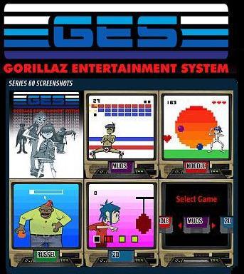 GORILLAZ TILES GAME FREE DOWNLOAD