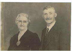Grandma and Grandpa Stephens