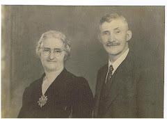 Grandma and Grandpa Stephens