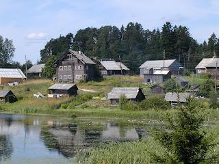 Nurmoilan kylää