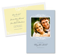 PhotoWorks Wedding Save the Date Card