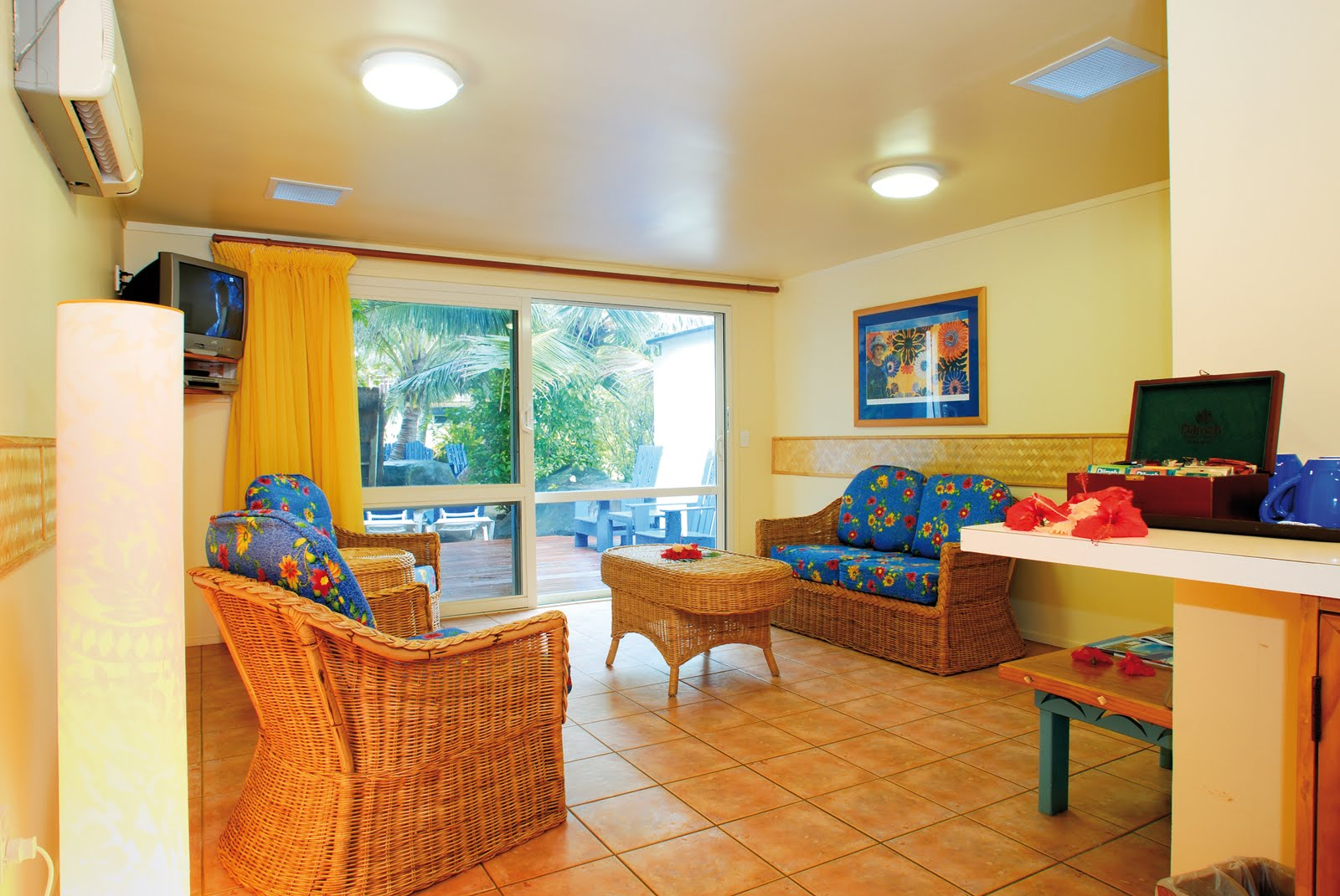 Spotlight On 2 Bedroom Beachside Suite The Rarotongan