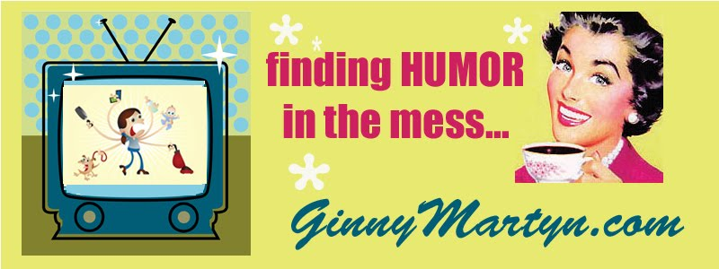 Finding Humor in the Mess