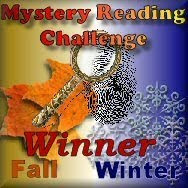 Fall/Winter Mystery Reading Challenge