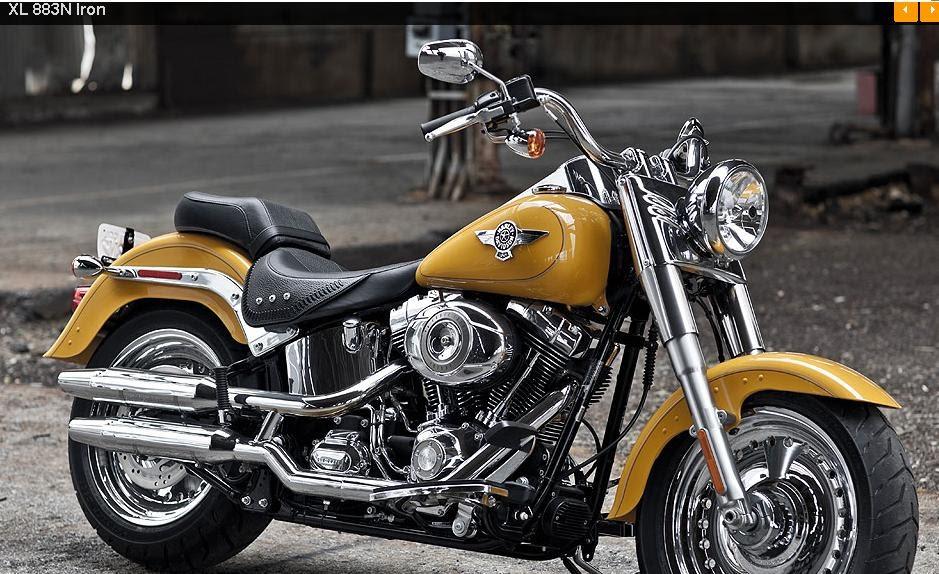 Photos Motos Harley Davidson