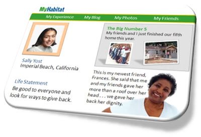 Image of Nonprofit Social Network Example