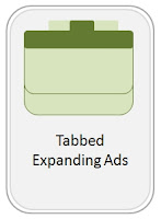 Icon for Tabbed Expanding Banner Ads