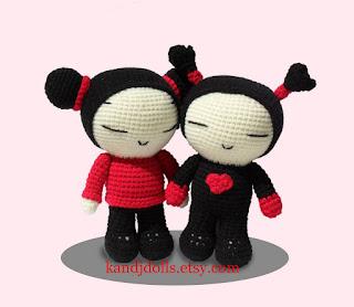 Free Crochet Amigurumi Patterns - Crochet Me Blog - Crochet Me