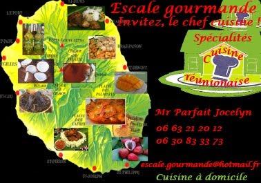 Cours De Cuisine Runionaise