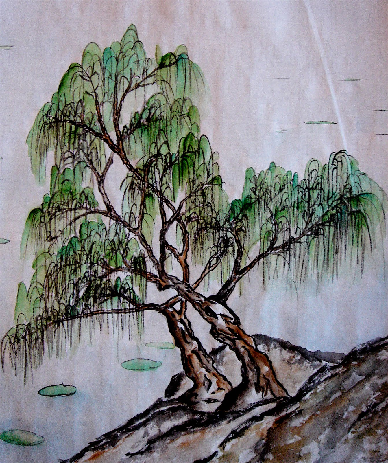 Chinese Brush Painting Lessons Melbourne